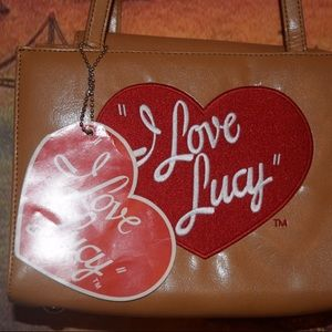 NWT VINTAGE I LOVE LUCY PURSE